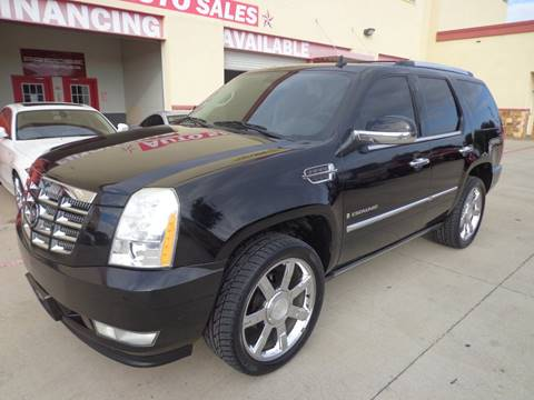 2008 Cadillac Escalade for sale in Arlington, TX