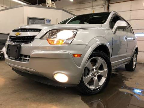 2013 Chevrolet Captiva Sport for sale in Hammond, IN