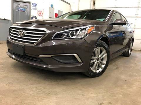 2016 Hyundai Sonata for sale at RMS AUTO GALLERY in Hammond IN