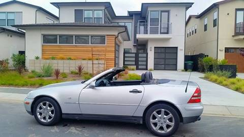 1998 Mercedes-Benz SLK for sale at LAA Leasing in Costa Mesa CA