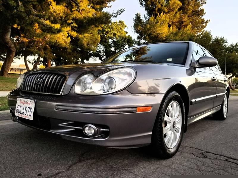 2003 Hyundai Sonata For Sale At LAA Leasing In Costa Mesa CA