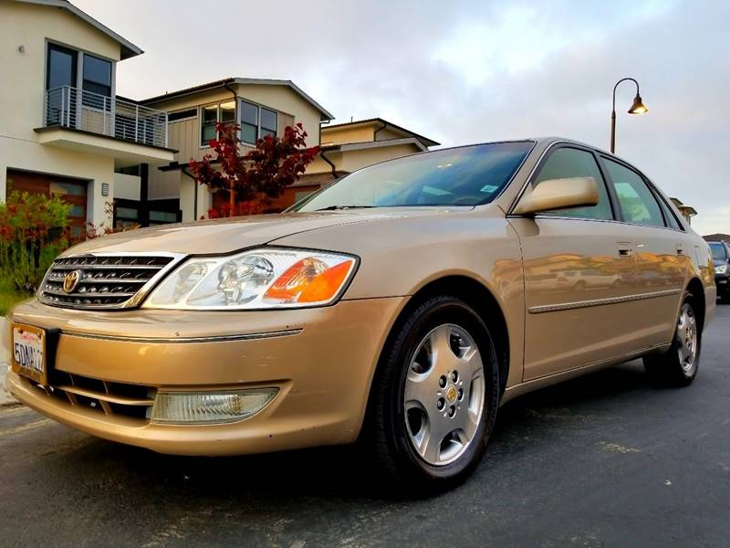 2003 Toyota Avalon For Sale At LAA Leasing In Costa Mesa CA