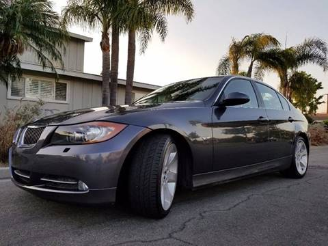 2008 BMW 3 Series for sale at LAA Leasing in Costa Mesa CA