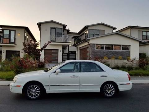 2005 Hyundai XG350 for sale at LAA Leasing in Costa Mesa CA