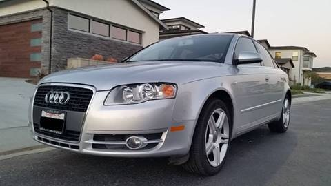 2007 Audi A4 for sale in Costa Mesa, CA