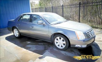 2006 Cadillac DTS for sale in Pearland, TX