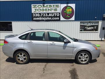 2009 Ford Focus for sale in Akron, OH