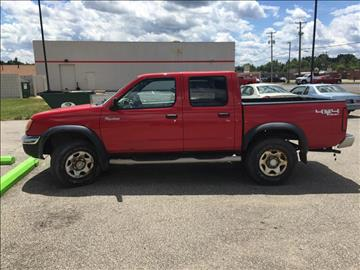 2000 Nissan Frontier for sale in Akron, OH