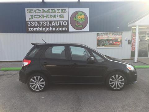2010 Suzuki SX4 Sportback for sale in Akron, OH