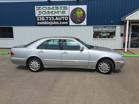2001 Mercedes-Benz E-Class for sale in Akron, OH