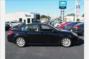2011 Subaru Legacy for sale in Akron, OH
