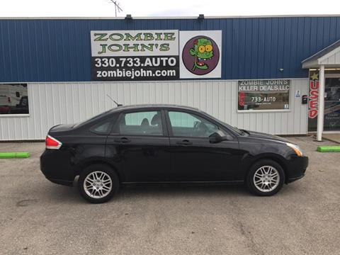 2010 Ford Focus for sale in Akron, OH