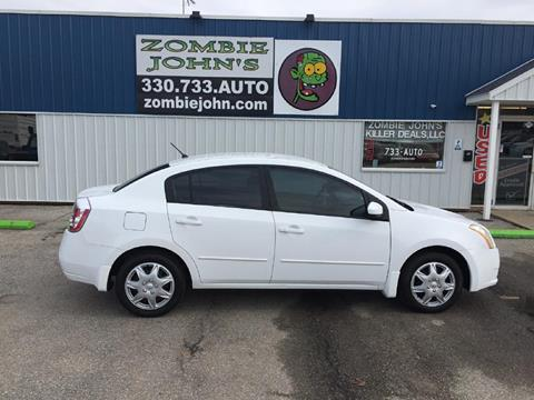 2008 Nissan Sentra for sale in Akron, OH
