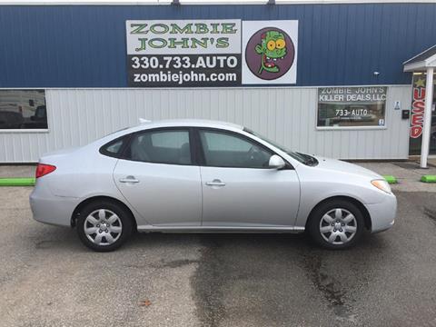 2009 Hyundai Elantra for sale in Akron, OH