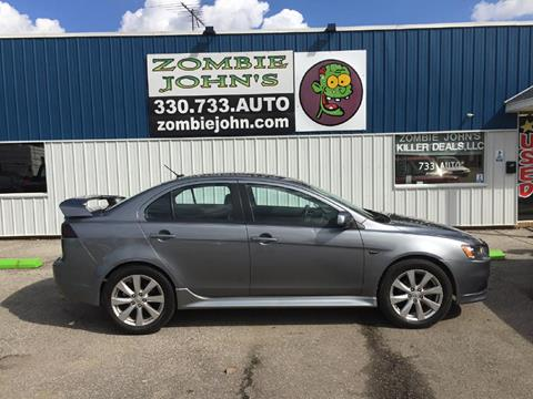 2014 Mitsubishi Lancer for sale in Akron, OH