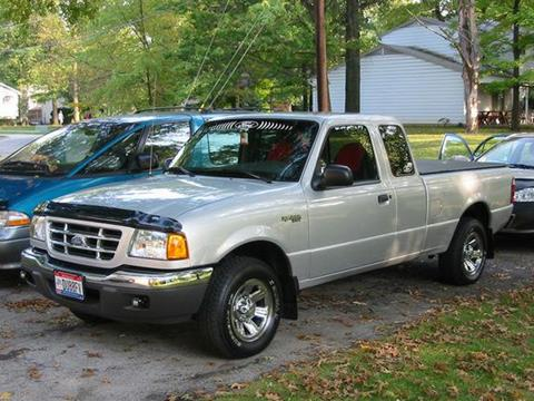 2002 Ford Ranger for sale in Akron, OH