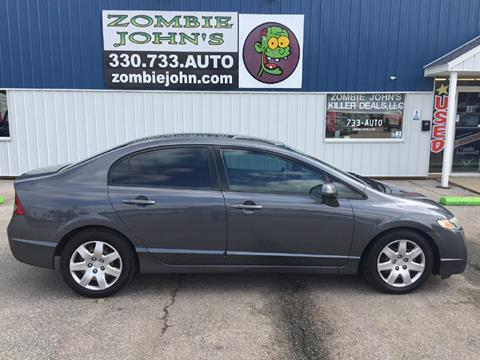 2010 Honda Civic for sale in Akron, OH