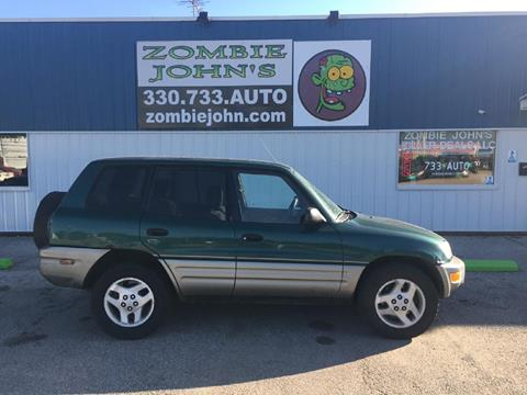 2000 Toyota RAV4 for sale in Akron, OH
