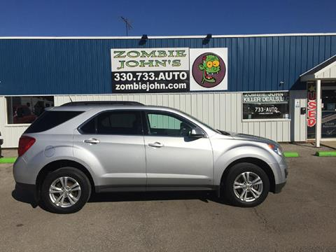 2010 Chevrolet Equinox for sale in Akron, OH