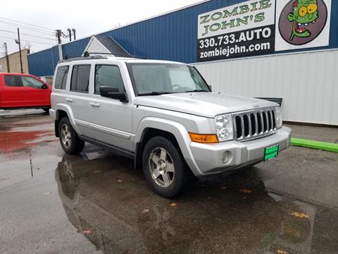 2010 Jeep Commander for sale in Akron, OH