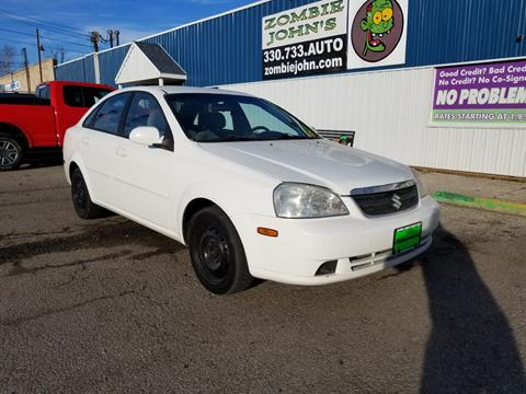 2008 Suzuki Forenza for sale in Akron, OH