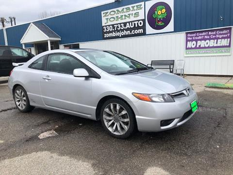 2008 Honda Civic for sale in Akron, OH