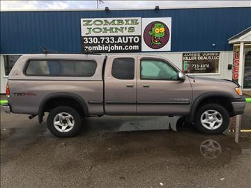 2002 Toyota Tundra for sale in Akron, OH