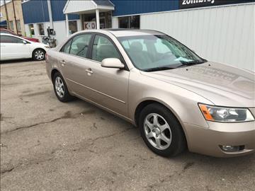 2006 Hyundai Sonata for sale in Akron, OH