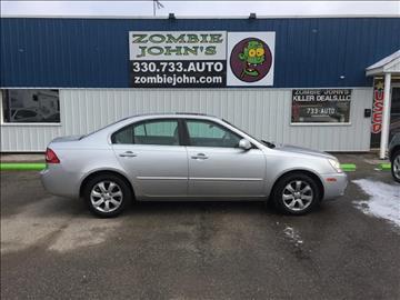 2007 Kia Optima for sale in Akron, OH