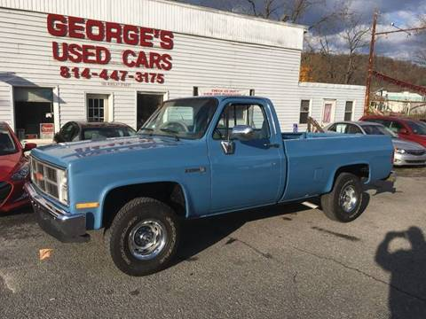1985 GMC C/K 1500 Series for sale in Orbisonia, PA