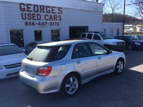 2005 Saab 9-2X for sale in Orbisonia, PA