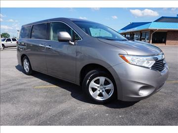 2011 Nissan Quest for sale at Premier Budget Cars and Trucks in Lebanon TN