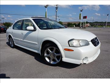 2001 Nissan Maxima for sale at Premier Budget Cars and Trucks in Lebanon TN