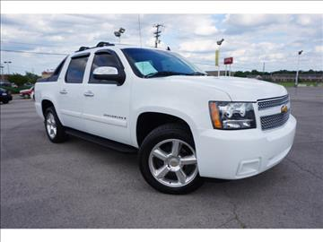 2008 Chevrolet Avalanche for sale at Premier Budget Cars and Trucks in Lebanon TN