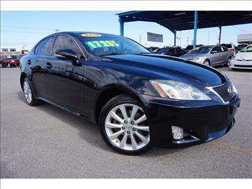 2010 Lexus IS 250 for sale at Premier Budget Cars and Trucks in Lebanon TN
