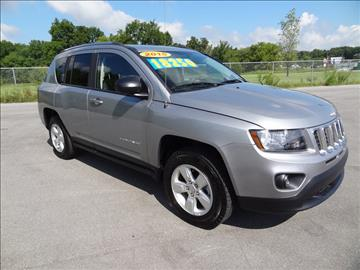 2015 Jeep Compass for sale at Premier Budget Cars and Trucks in Lebanon TN