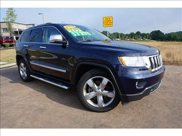 2012 Jeep Grand Cherokee for sale at Premier Budget Cars and Trucks in Lebanon TN