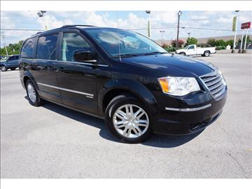2010 Chrysler Town and Country for sale at Premier Budget Cars and Trucks in Lebanon TN