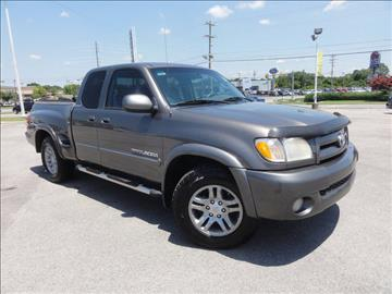 2003 Toyota Tundra for sale at Premier Budget Cars and Trucks in Lebanon TN