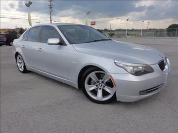 2008 BMW 5 Series for sale at Premier Budget Cars and Trucks in Lebanon TN