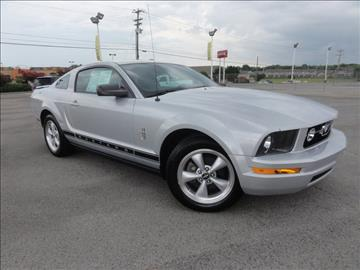 2007 Ford Mustang for sale at Premier Budget Cars and Trucks in Lebanon TN