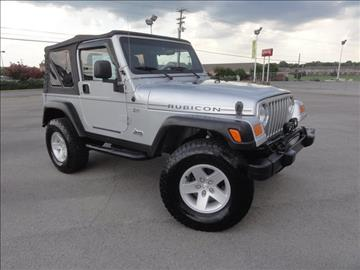 2005 Jeep Wrangler for sale at Premier Budget Cars and Trucks in Lebanon TN