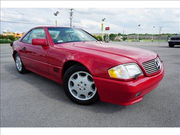 1995 Mercedes-Benz SL-Class for sale in Lebanon, TN