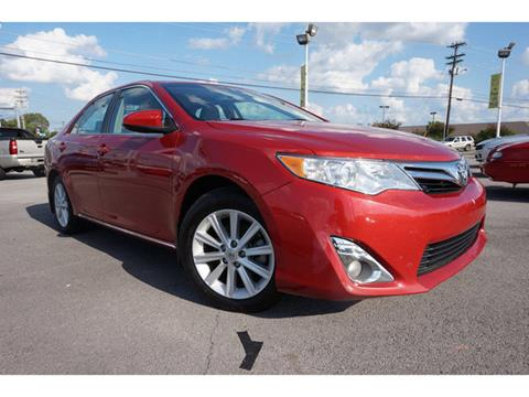2012 Toyota Camry for sale at Premier Budget Cars and Trucks in Lebanon TN