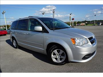 2012 Dodge Grand Caravan for sale at Premier Budget Cars and Trucks in Lebanon TN