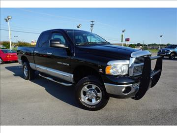 2005 Dodge Ram Pickup 2500 for sale at Premier Budget Cars and Trucks in Lebanon TN