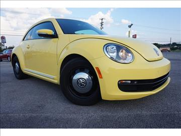 2012 Volkswagen Beetle for sale at Premier Budget Cars and Trucks in Lebanon TN