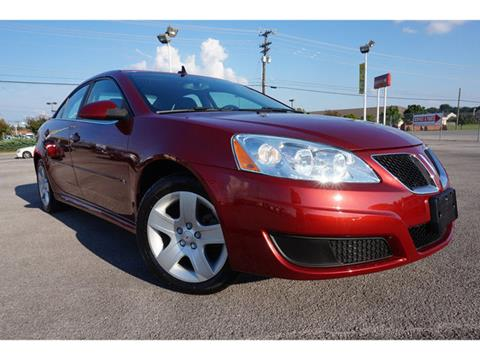 2010 Pontiac G6 for sale at Premier Budget Cars and Trucks in Lebanon TN