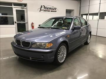 2003 BMW 3 Series for sale in Spring City, PA
