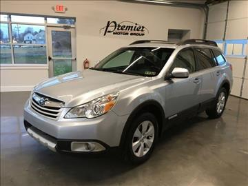 2012 Subaru Outback for sale in Spring City, PA